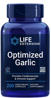 Optimized Garlic (200 vegetarian capsules)