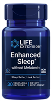 Enhanced Sleep without Melatonin (30 vegetarian capsules)