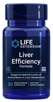 Liver Efficiency Formula (30 vegetarian capsules)
