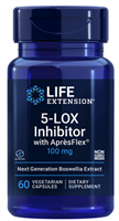 5-LOX Inhibitor with AprèsFlex® (100 mg, 60 vegetarian capsules)