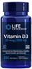 Vitamin D3 (25 mcg (1000 IU), 250 softgels)