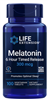 Melatonin 6 Hour Timed Release (300 mcg, 100 vegetarian tablets)