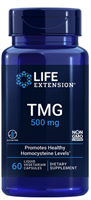 TMG (500 mg, 60 liquid vegetarian capsules)