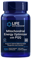Mitochondrial Energy Optimizer with PQQ (120 vegetarian capsules)