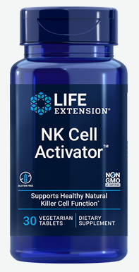 "NK Cell Activatorâ""¢ (30 vegetarian tablets)"