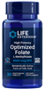 High Potency Optimized Folate (8500 mcg, 30 vegetarian tablets)