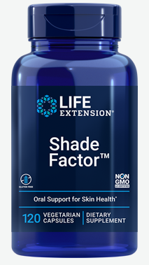 "Shade Factorâ""¢ (120 vegetarian capsules)"