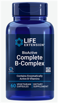 BioActive Complete B-Complex (60 vegetarian capsules)