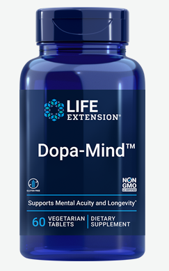 "Dopa-Mindâ""¢ (60 vegetarian tablets)"