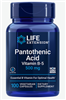 Pantothenic Acid (500 mg, 100 vegetarian capsules)