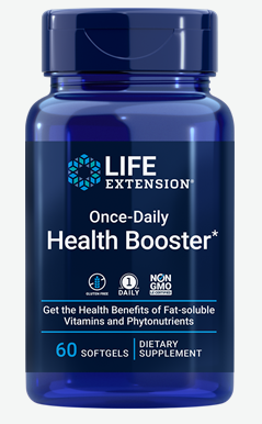 Once-Daily Health Booster (60 softgels)