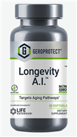 GEROPROTECT® Longevity A.I.™ (30 softgels)