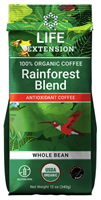 Rainforest Blend Whole Bean Coffee (12 oz)