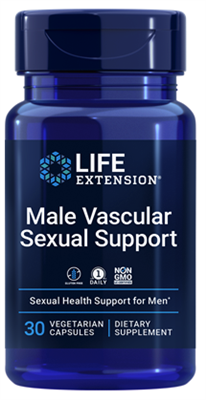 Male Vascular Sexual Support (30 capsules)