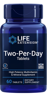 Two-Per-Day Capsules (60 tablets)