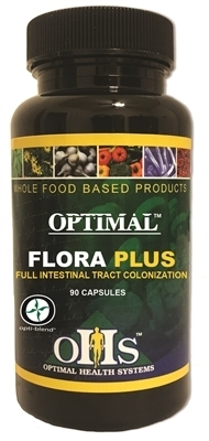 Optimal Flora Plus (90 ct) - TEST