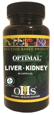 Optimal Liver/Kidney (90 ct)