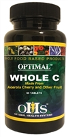 Optimal Whole C - Chewable (60 ct)