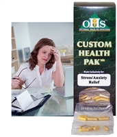 Stress/Anxiety Relief Pak (31 pk)