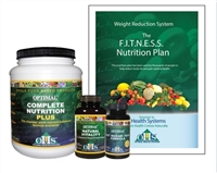 Weight Reduction Pkg [Comp Nutrition, Nat Vitality, Fat/Sugar/Trim]