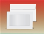 "6"" x 9"" Full View Window Envelopes, # 31022"