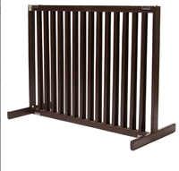 "Dynamic Accents Amish Handcrafted 30"" Tall Wood Gate: Free Shipping"