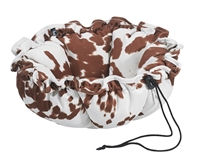 Bowsers Buttercup Durango Dog Bed Microvelvet: Free Shipping