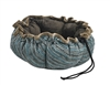 Bowsers Buttercup Teaka Dog Bed Microvelvet: Free Shipping