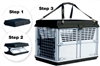 Care-eze Folding Pet Carrier