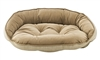 Bowsers Crescent Flip Dog Bed Flax: Free Shipping