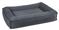 Bowsers Divine Futon Dog Bed Flint: Free Shipping