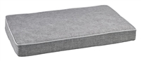 Bowsers Isotonic Memory Foam Mattress Bed Allumina: Free Shipping