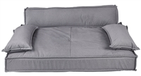 Bowsers Scandinave Pet Sofa Shadow: Free Shipping