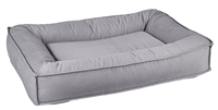 Bowsers Divine Futon Dog Bed Shadow: Free Shipping