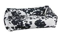 Bowsers Urban Lounger Dog Bed Wrangler Microvelvet: Free Shipping