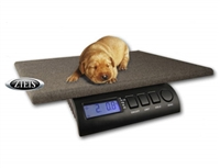 ZIEIS Pet Scale w/Rechargeable Battery 30 lb Capacity-Free Shipping