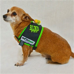 Blind Dog Safety Vest, Small SHONVest