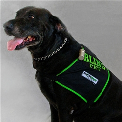 Blind Dog Safety Vest, X-Large SHONVest