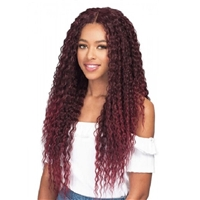 Glamourtress, wigs, weaves, braids, half wigs, full cap, hair, lace front, hair extension, nicki minaj style, Brazilian hair, crochet, hairdo, wig tape, remy hair, Bobbi Boss Miss Origin Designer Mix 12A Weave Bundle - NATURAL BRAZILIAN WAVE