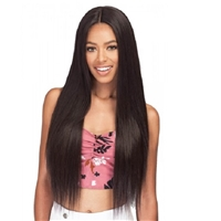 Glamourtress, wigs, weaves, braids, half wigs, full cap, hair, lace front, hair extension, nicki minaj style, Brazilian hair, crochet, hairdo, wig tape, remy hair, Bobbi Boss Miss Origin Designer Mix 12A Weave Bundle - NATURAL STRAIGHT