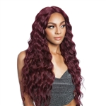 Glamourtress, wigs, weaves, braids, half wigs, full cap, hair, lace front, hair extension, nicki minaj style, Brazilian hair, crochet, hairdo, wig tape, remy hair, Lace Front Wigs, Remy Hair, Mane Concept Red Carpet Synthetic Hair Lace Front Wig - RCP7013