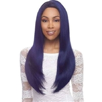 Glamourtress, wigs, weaves, braids, half wigs, full cap, hair, lace front, hair extension, nicki minaj style, Brazilian hair, crochet, hairdo, wig tape, remy hair, Lace Front Wigs, Remy Hair, Human Hair,Janet Collection Brazilian Scent Lace Front Wig Alex