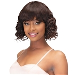 Glamourtress, wigs, weaves, braids, half wigs, full cap, hair, lace front, hair extension, nicki minaj style, Brazilian hair, crochet, hairdo, wig tape, remy hair, Lace Front Wigs, Remy Hair, Janet Collection Unprocessed Brazilian Virgin Remy Human Hair N