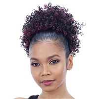 Glamourtress, wigs, weaves, braids, half wigs, full cap, hair, lace front, hair extension, nicki minaj style, Brazilian hair, crochet, hairdo, wig tape, remy hair, Lace Front Wigs, Remy Hair, Human Hair, Model Model Pom Pom Synthetic Drawstring Ponytail -