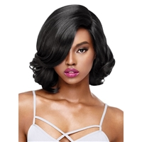 Glamourtress, wigs, weaves, braids, half wigs, full cap, hair, lace front, hair extension, nicki minaj style, Brazilian hair, crochet, hairdo, wig tape, remy hair, Lace Front Wigs, Remy Hair, Outre Synthetic Fullcap Quick Weave Complete Cap Elegant
