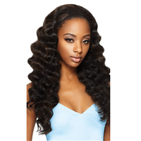 Glamourtress, wigs, weaves, braids, half wigs, full cap, hair, lace front, hair extension, nicki minaj style, Brazilian hair, crochet, hairdo, wig tape, remy hair, Lace Front Wigs, Remy Hair, Human Hair, Outre Synthetic Half Wig Quick Weave Ashani