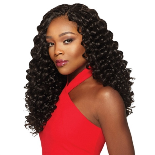 Outre Synthetic Hair Crochet Braids X Pression Braid 4 In 1 Loop