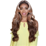 Glamourtress, wigs, weaves, braids, half wigs, full cap, hair, lace front, hair extension, nicki minaj style, Brazilian hair, crochet, hairdo, wig tape, remy hair, Lace Front Wigs, Zury Sis Royal Swiss Lace Synthetic Hair Lace Front Wig - LACE H CHILL
