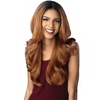Glamourtress, wigs, weaves, braids, half wigs, full cap, hair, lace front, hair extension, nicki minaj style, Brazilian hair, crochet, hairdo, wig tape, remy hair, Lace Front Wigs, Remy Hair, Sensationnel Synthetic Dashly Lace Front Wig - UNIT 2