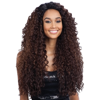 Freetress Equal Deep Invisible L Part Lace Wig Kitron